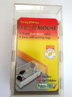 The Big Cheese Multi Mouse Humane Mouse Trap- Baited Ready to Use